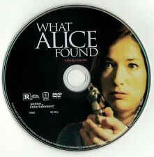 What Alice Found (DVD disc) Judith Ivey, Emily Grace