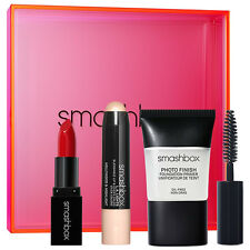 NEW*SMASHBOX LIGHT IT UP LIGHT IT UP: FACE. EYES. LIPS SET