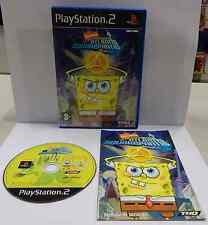 Game SONY Playstation 2 PS2 PSX2 PAL ITALIANO SPONGEBOB'S ATLANTIS SQUAREPANTIS