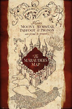 FP4099 HARRY POTTER Marauders map Maxi Poster 61x91.5cm