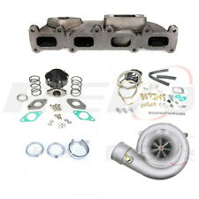 Neon srt4 srt-4 Chrysler PT Cruiser GT35 Top Mount Turbo Kit Set /Good for 500hp