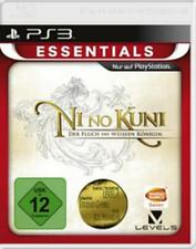 PlayStation 3 Sony Ni No Kuni Der Fluch der Weissen Königin Top Zustand