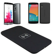 BLACK Qi Wireless Charger Charging Pad for LG G3 D850 D855 851 Nexus4 nexus5