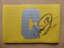 Sam Ricketts Signed Captain Band - Coventry Hull Swansea Bolton Wolves (7911)