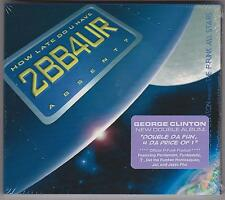 "George Clinton ""How Late Do U have..features Prince Paradigm 2CD New Sealed"