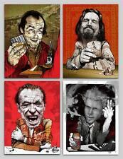 Drinking Buddies Posters - Jon Smith - Limited Edition of 150 - Four Poster Set