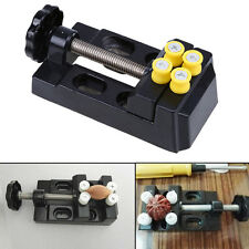 Mini Jaw Bench Clamp Drill Press Vice Opening Parallel Table Vise DIY Hand Craft
