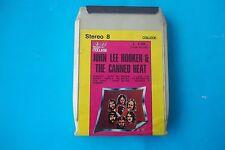 JOHN LEE HOOKER & THE CANNED HEAT MUSICASSETTA STEREO 8 RIFI RECORDS RCC 07010 S