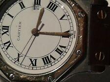 Cartier Santos acc/oro Automatico
