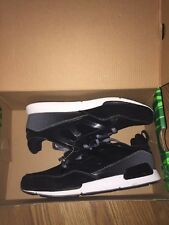 The Hundreds Hoya Athletic Shoe Black Sz 10 Nike Huarache
