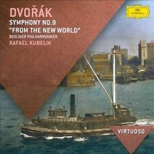 VIRTUOSO: Dvorak: Symphony No.9 'New World', New Music