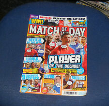 MATCH OF THE DAY MAGAZINE ISSUE NO.92  29 DECEMBER 2009 -  4 JANUARY 2010