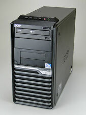PC Acer Veriton M480G Intel E6700 2*3,2GHz 8GB 320GB DVD-RW Brenner COM LTP