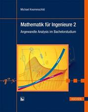 BUCH  -  Mathematik für Ingenieure 2  -  2014