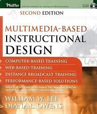 Multimedia-based Instructional Design: Computer-Based Training; Web-Based Traini