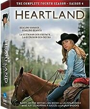 HEARTLAND SEASON 4 (5 DVD SET) - NEW - REGION 1 USA /CANADA - Amber Marshall