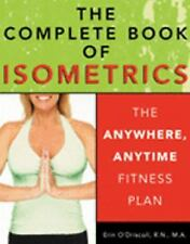 The Complete Book of Isometrics: The Anywhere, Anytime Fitness Book-ExLibrary