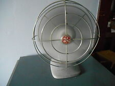 Vintage Bakelite Table/Wall GE Oscilating Electric Fan to Use, Parts, or Repair