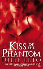 Julie Leto Kiss of the Phantom (Signet Eclipse) Very Good Book