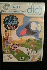 Leap Frog Didj Fosters Home For Imaginary Friends  1st-3rd Language Arts NIB