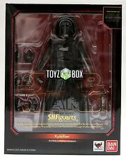 "In STOCK S.H Figuarts Star Wars ""Kylo Ren"" The Force Awakens Action Figure"