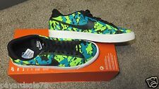EXTREMELY RARE MEN'S NIKE SAMPLE TENNIS SHOE / SNEAKERS FAME39 2014 VOLT TEAL