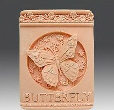 Butterfly Silicone Soap mold Craft Molds DIY Handmade 3D soap mould