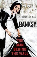 Will Ellsworth-jones - Banksy (2013) - New - Trade Cloth (Hardcover)