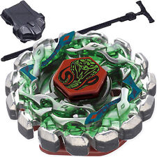 Beyblade Poison Serpent SW145SD Metal Fusion STARTER SET w/ Launcher & Ripcord!