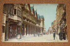 Vintage Postcard: Northgate Street, Chester, Cheshire, Lipton LTD Shop