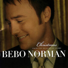 Christmas from the Realms of Glory by Bebo Norman SEALED NEW CD 2007 BEC CCM pop