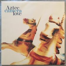 AZTEC CAMERA - Love (Vinyl LP) Sire 25646 - NM