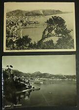 SALERNO - 2 PANORAMICHE ANNI '40-'50