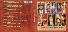 "MICHAEL JACKSON / YELLO / PAVAROTTI / ABBA ""MERRY X-MAS"" RARE GATEFOLD CD"