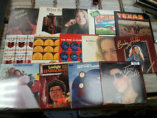 Huge Record Lot 90 records Brenda Patterson Peggy Sue Jim Weatherly *L4