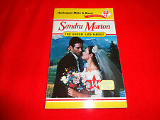 THE GROOM SAID MAYBE  BY  SANDRA MARTON (MILLS & BOON VINTAGE)^