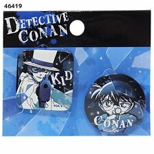 Japan Anime Detective Conan Button Badges KID CONAN 46419
