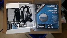 Humminbird Matrix Handheld GPS Connection NMEA Cable