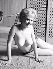 Vintage Pretty Nude Women Picture 8X10 New Fine Art Print Photo Girl Antique Old