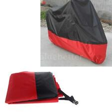 New XL Motorcycle Moped Scooter Cover Rain Cover Waterproof UV Protection O7J4