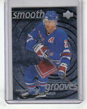97/98 UD *SMOOTH GROOVES* BRIAN LEETCH