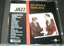 JOE VENUTI & EDDIE LANG  CD LES GENIES DU JAZZ