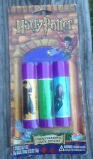 3 Harry Potter Elmers GLUE 2001 Disappearing Glue Sticks Novelty Gift OLD STOCK