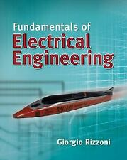 Fundamentals of Electrical Engineering by Giorgio Rizzoni (2008, Paperback)