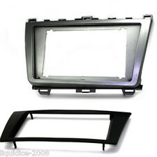 CT24MZ23 MAZDA 6 2011 ONWARDS PIANO BLACK DOUBLE DIN FASCIA ADAPTER PANEL