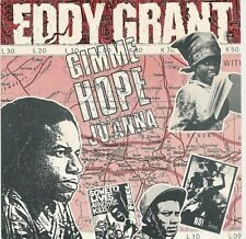 "Maxi 12"" Eddy Grant (Equals) Gimme Hope Jo`anna / Say Hello To Fidel (Hit)"