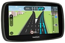 "TomTom Start 60 Zentral Europa 6"" XXXL TMC Navigation Lifetime Maps Tap&Go"