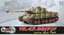 Dragon Armor WWII German 1/72 Scale VK.45.02 (P)V Eastern Front Tank 60680