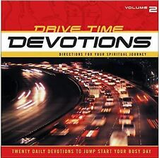 Drive-Time Devotions (Book 2) McSpadden, Gary Audio CD