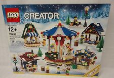 BRAND NEW LEGO Christmas Creator  Winter Village Market (10235)